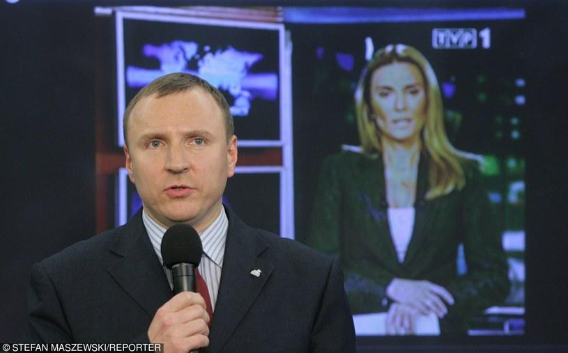Hanna Lis to kolejna dziennikarka TVP, która straciła pracę po objęciu fotelu prezesa Telewizji Publicznej przez Jacka Kurskiego /Stefan Maszewski /Reporter