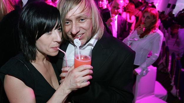 Hanna Sleszyńska i Jacek Brzosko są razem juz 10 lat. Ślubu jednak nie biorą /AKPA