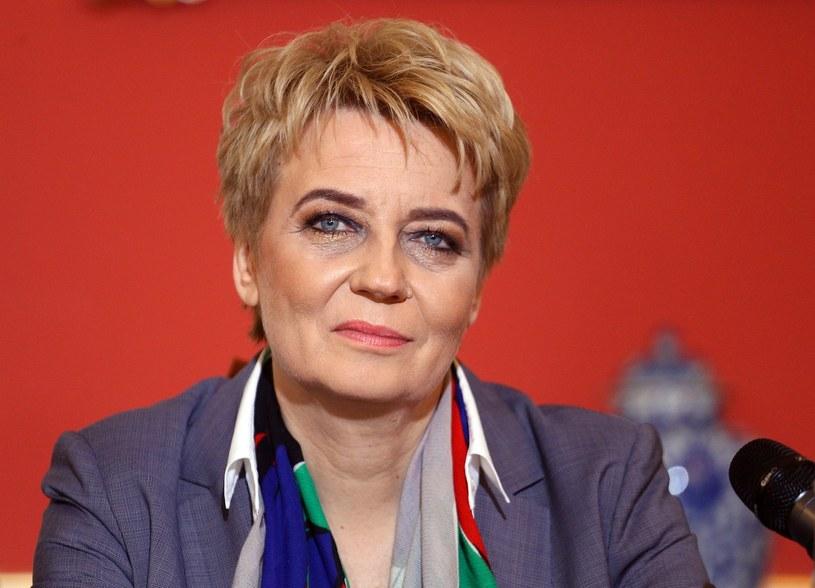 Hanna Zdanowska, prezydent Łodzi /Mariusz Grzelak/REPORTER /Reporter