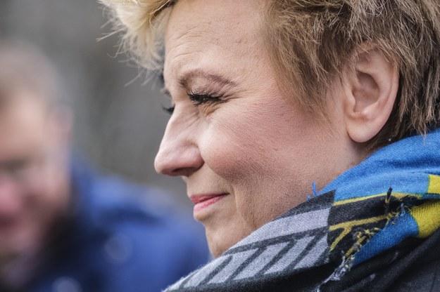 Hanna Zdanowska, prezydent Łodzi /Super Express