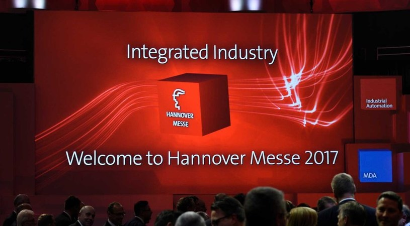 Hannover Messe 2017 /materiały prasowe