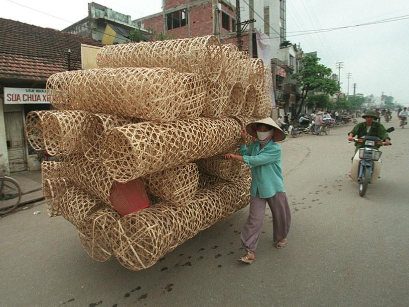 Hanoi jest piękne i straszliwie zaniedbane  /AFP