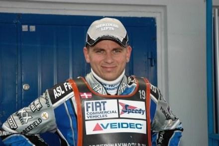 Hans Andersen chce jak najszybciej stanąć na podium w GP /Tomasz Szatkowski