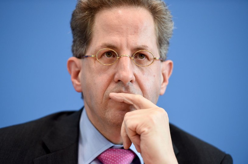 Hans-Georg Maassen /Rainer Jensen /AFP