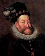 Hans von Aachen, portret cesarza Rudolfa II, ok. 1607 r. /Encyklopedia Internautica