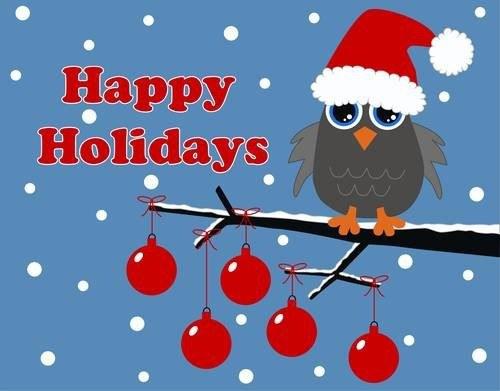 """""""Happy Holidays"""" - świąteczna kartka bez religijnych odniesień /East News"""
