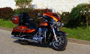 Harley-Davidson Electra Glide Ultra Low - to nie jest sprzęt dla małolatów