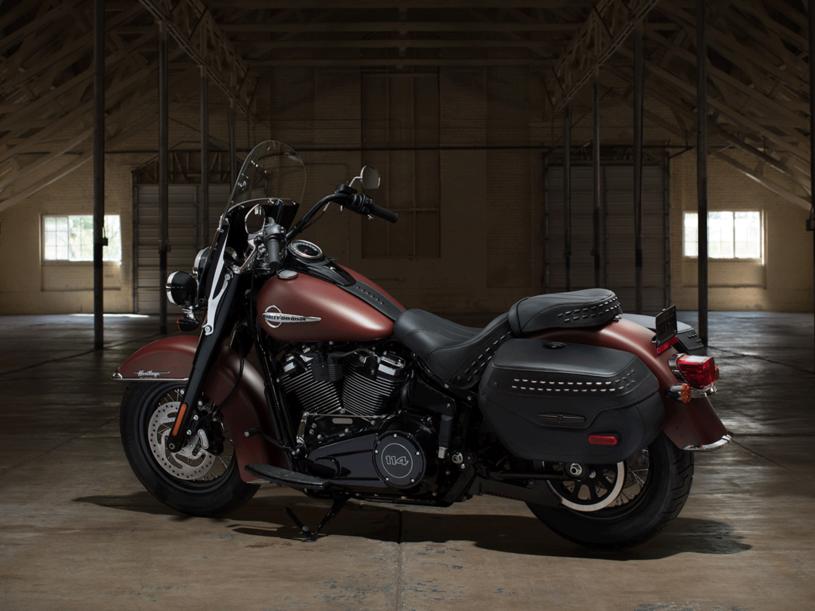 Harley-Davidson Heritage Classic /