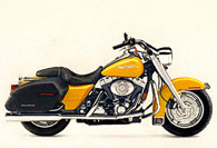Harley-Davidson, Road King Custom /Encyklopedia Internautica