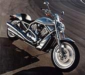 Harley-Davidson V-Rod /INTERIA.PL