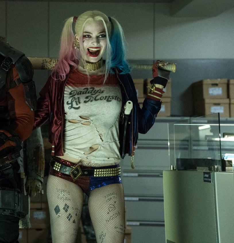 Harley Quinn jak Debbie Harry? /Warner Bros /materiały dystrybutora