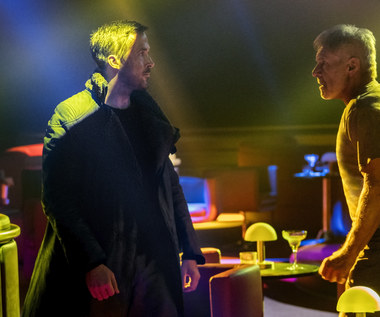 "Harrison Ford i Ryan Gosling o filmie ""Blade Runner 2049"""