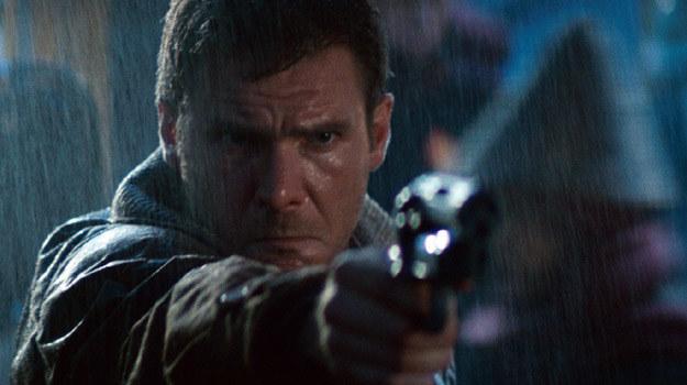 """Harrison Ford w scenie z filmu """"Łowca androidów"""" /materiały prasowe"""