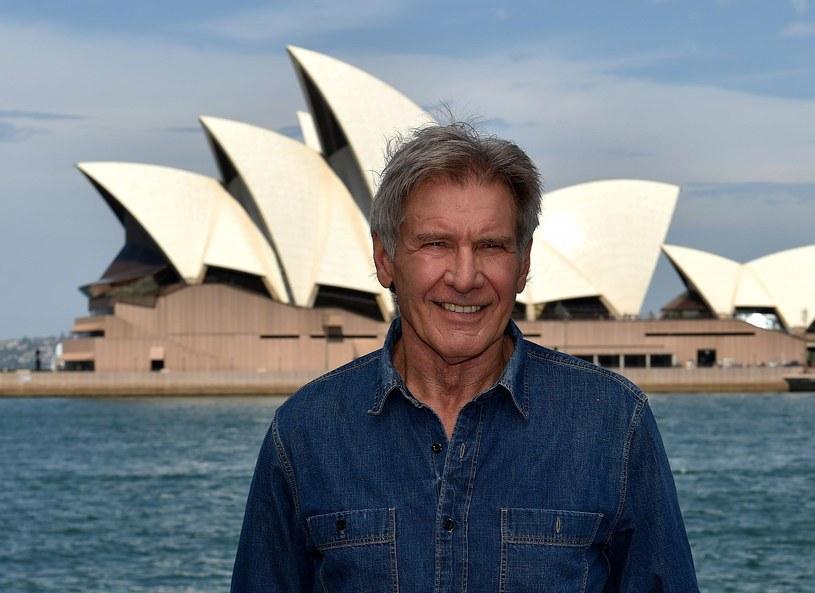 Harrison Ford /SAEED KHAN /East News