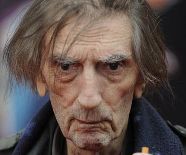 """Harry Dean Stanton nie żyje. Aktor znany z serial """"Twin Peaks"""" zmarł w wieku 91 lat"""