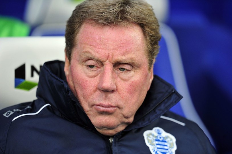 Harry Redknapp /AFP