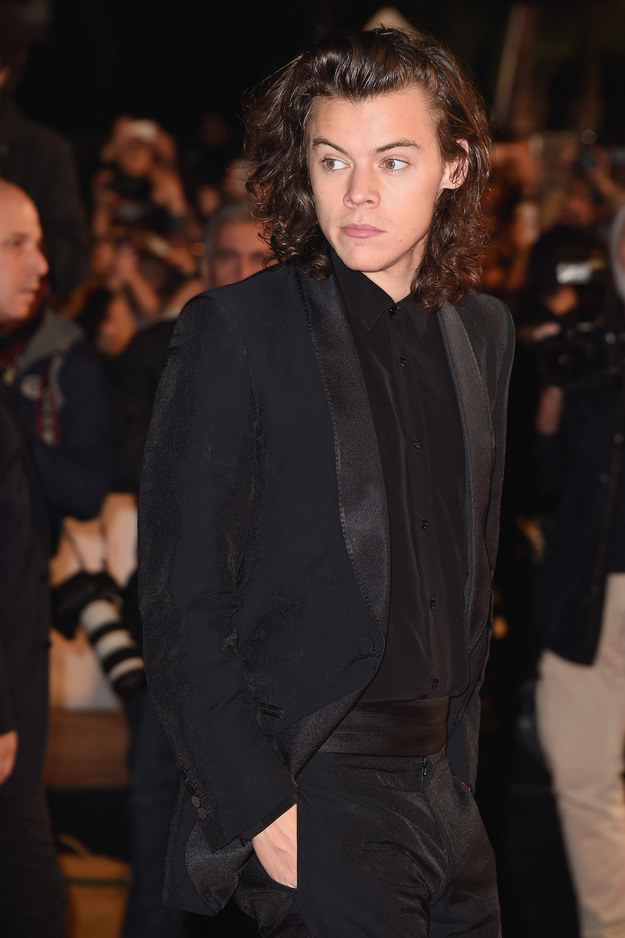 Harry Styles /Pascal Le Segretain /Getty Images