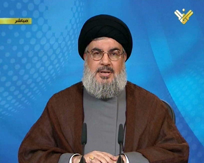 Hasan Nasrallah /AFP
