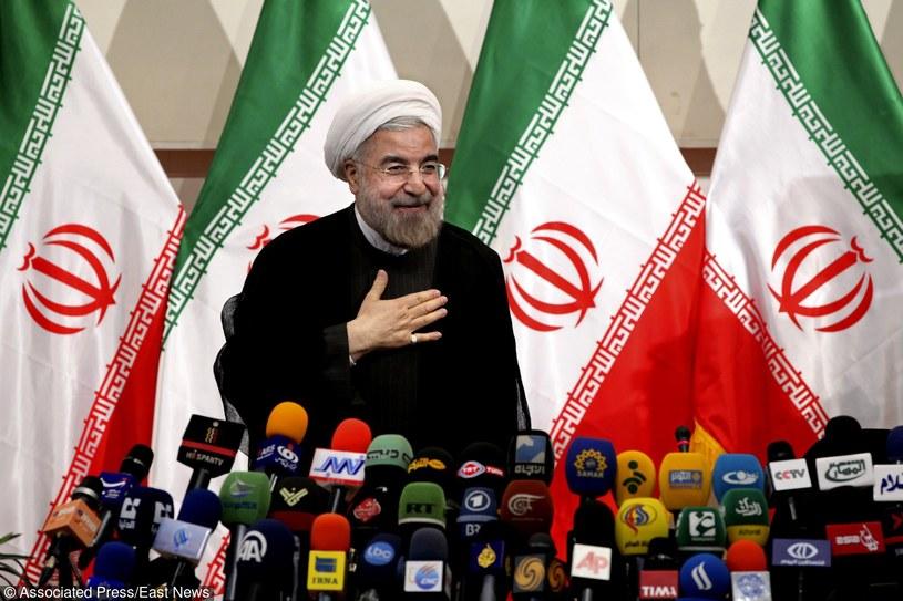 Hasan Rowhani /AP/FOTOLINK/AP /