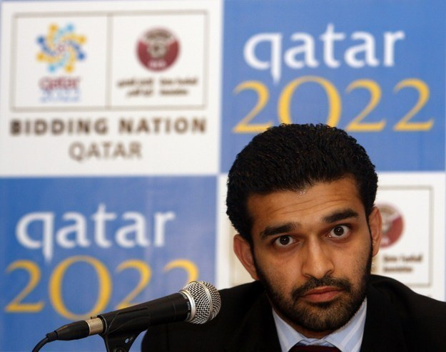 Hassan Al-Thawadi /AFP