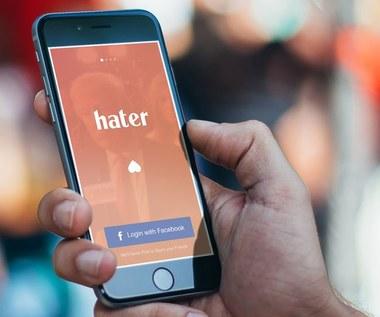 Hater, czyli Tinder dla sfustrowanych