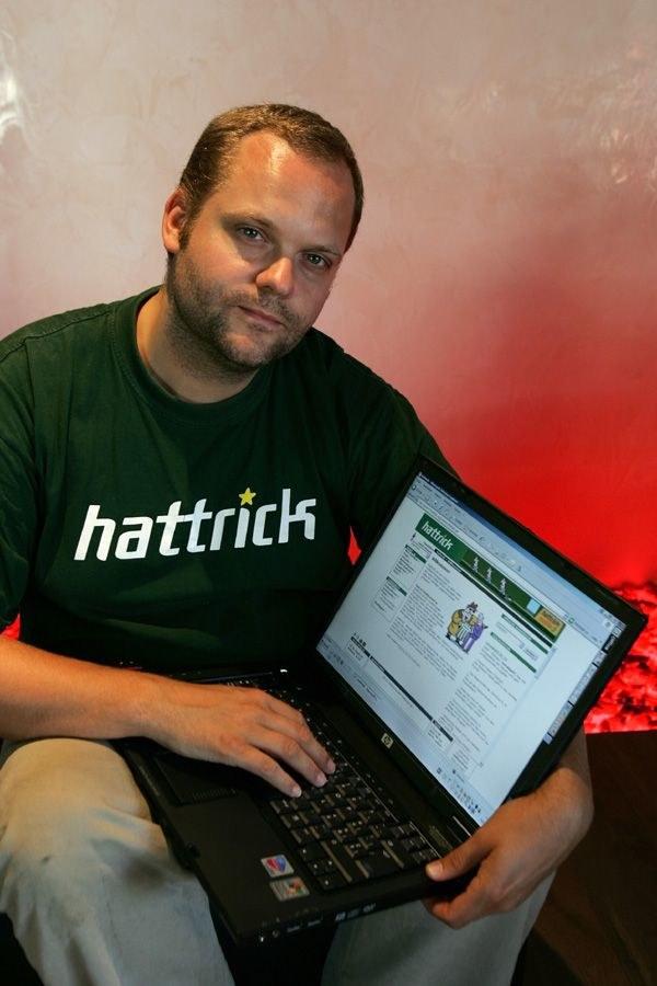 Hattrick powstał w 1997 roku /INTERIA.PL