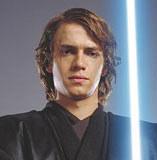 """Hayden Christensen jako Anakin Skywalker w filmie """"Zemsta Sithów"""" /INTERIA.PL"""