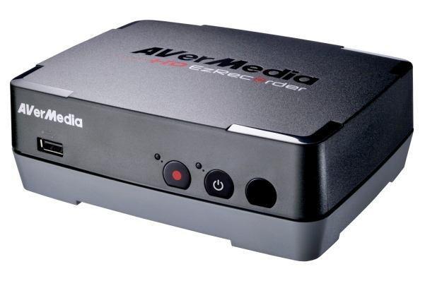 HD EzRecorder Plus - motyw graficzny /Informacja prasowa