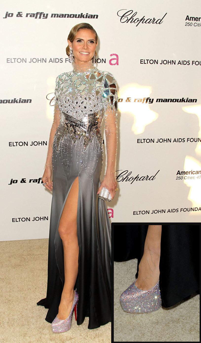 Heidi Klum  /Getty Images/Flash Press Media