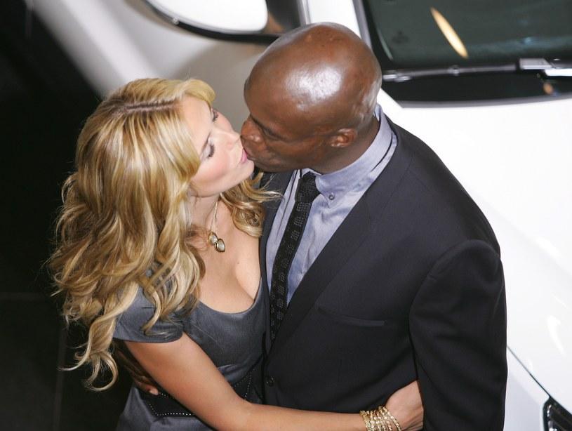 Heidi Klum i Seal jeszcze jako para /Getty Images