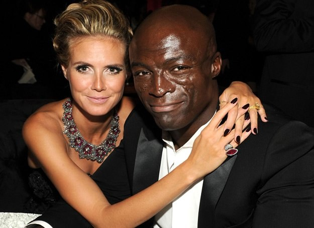 Heidi Klum i Seal są małżeństwem od 2005 roku - fot. Frazer Harrison /Getty Images/Flash Press Media