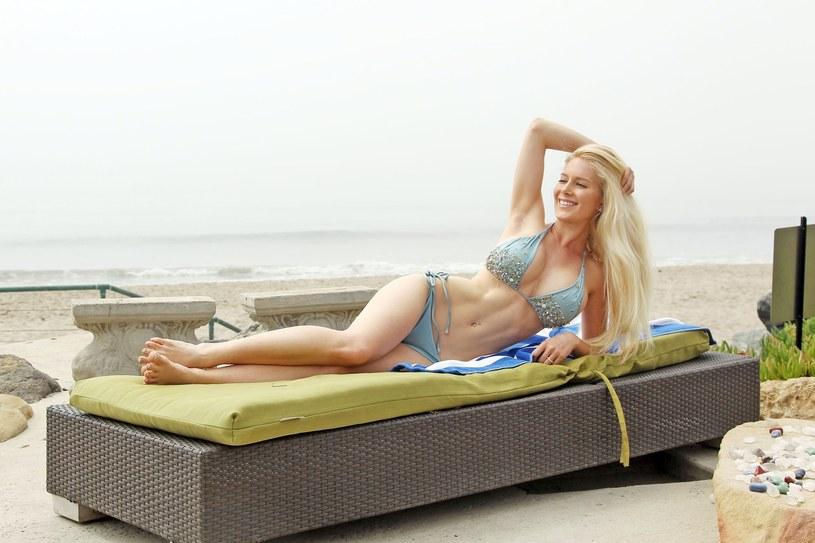 Heidi Montag po serii operacji plastycznych /Splash News /East News