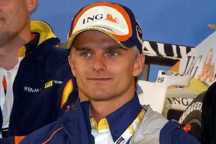 Heikki Kovalainen / Kliknij /INTERIA.PL