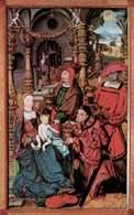 Heinrich Aldegrever, Adoracja trzech króli, ok. 1526 r. /Encyklopedia Internautica