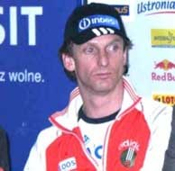 Heinz Kuttin zdecydował, że Polacy nie pojadą do Japonii /INTERIA.PL