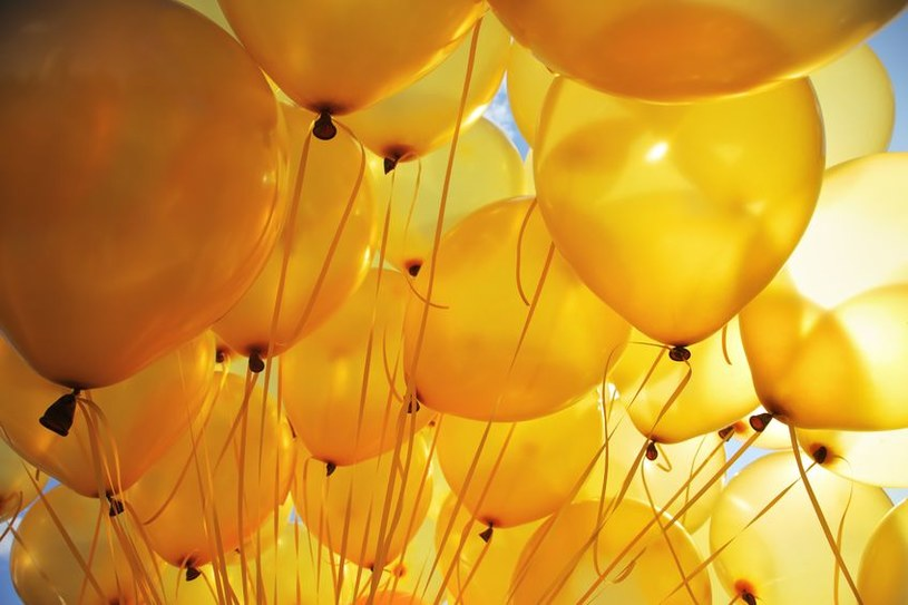 Hel przydaje się nie tylko do napełniania balonów /©123RF/PICSEL