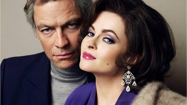 Helena Bonham Carter i Dominic West w roli najsłynniejszej pary Hollywood. /materiały prasowe
