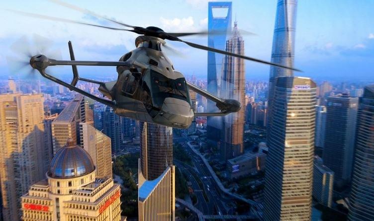 Helikopter Airbusa będzie najszybszy na rynku /materiały prasowe