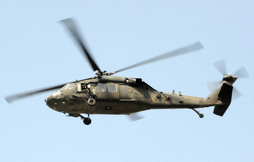 Helikopter ISAF w Afganistanie /AFP