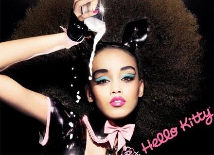 Hello Kitty, MAC /materiały prasowe