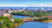 Helsinki - urokliwa stolica Finlandii