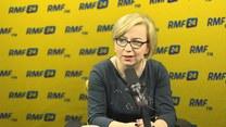 Hennig-Kloska w Popołudniowej rozmowie RMF (06.11.17)