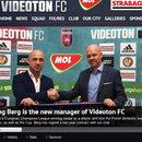 Henning Berg trenerem węgierskiego Videotonu