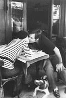 Henri Cartier-Bresson, Bulwar Diderota, 1969 /Encyklopedia Internautica