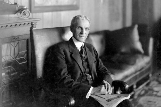 Henry Ford /
