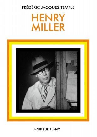 """Henry Miller"" /Wydawnictwo Noir sur Blanc"