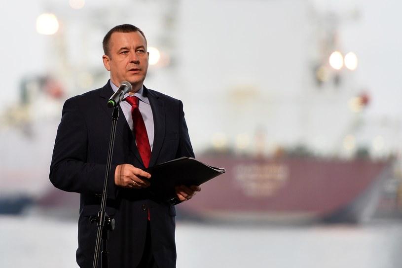 Henryk Baranowski, prezes GK PGE Polska Grupa Energetyczna, fot.: Lukasz Szelemej /Agencja SE/East News