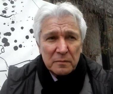 Henryk Kasperczak, były trener m.in. Wisły Kraków i afrykańskich reprezentacji. Wideo
