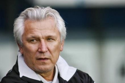 Henryk Kasperczak, były trener Wisły Kraków /AFP