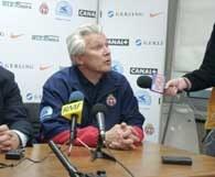 Henryk Kasperczak ostrzega przed Legią /INTERIA.PL